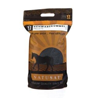 Natusat Schwarzkümmel Pellets mit Kräuter 5 kg