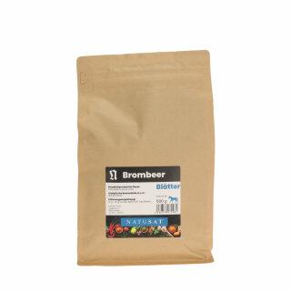 Natusat Brombeerblätter geschnitten 500 g