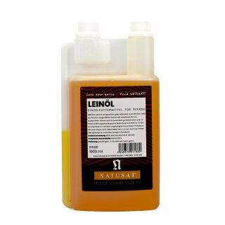Natusat Leinöl Premium 1 L