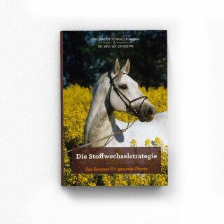 Die Stoffwechselstrategie für gesunde Pferde, Buch