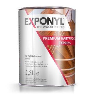 Exponyl Premium-Hartwachs-Öl Express